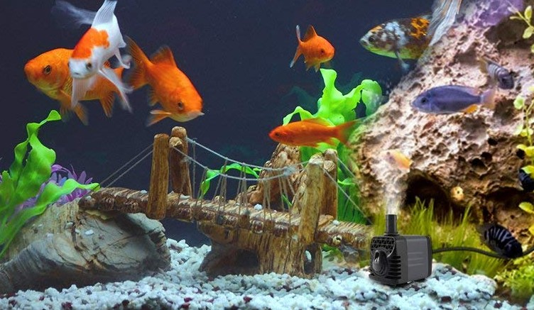 How to Silent Aquarium Return Pump?